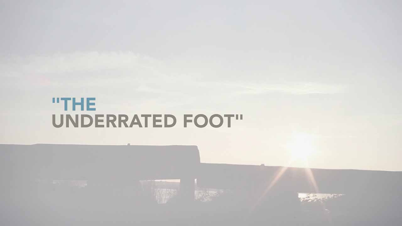 The Underrated Foot