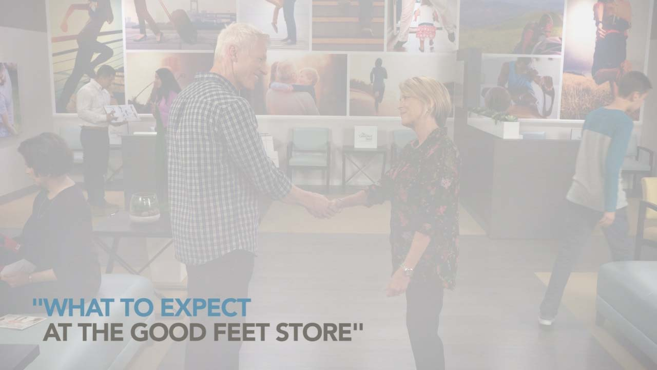 What To Expect At The Good Feet Store