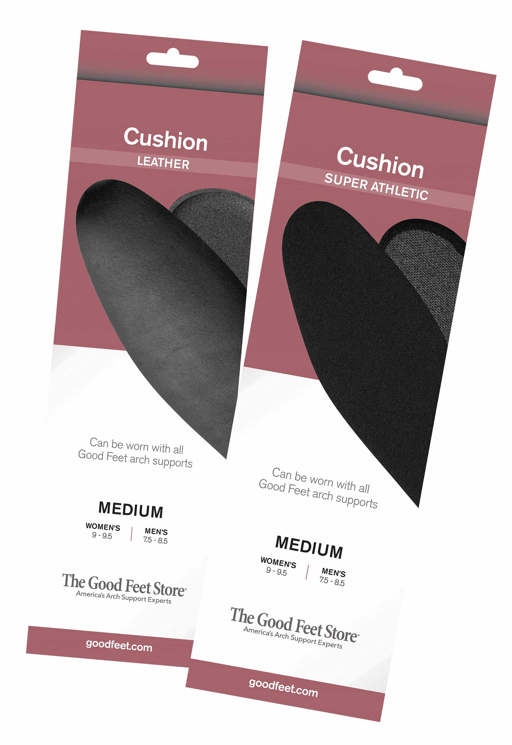 Arch Support Insoles - Cushions